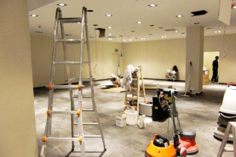 Baureinigung Zürich und Umgebung
